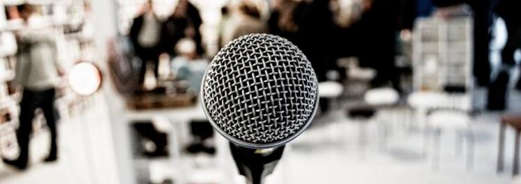 Mange vil gripe mikrofonen under årets Møllebyen Litteraturfestival